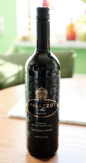 Palazzo mio rosso veganskt vin