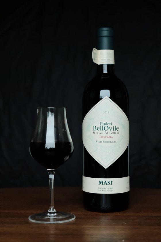 Veganskt Poderi vin Bellovile